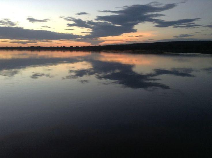 Mirrored Zambezi