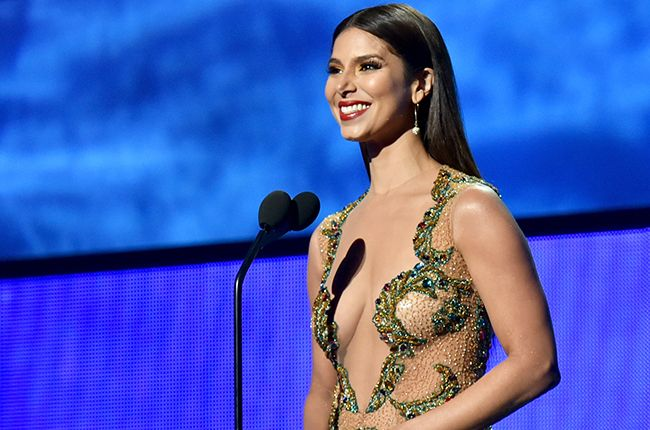 Billboard - Roselyn Sanchez Bows Out as Miss USA Co-Host After Donald Trump's Anti-Immigrant Speech
