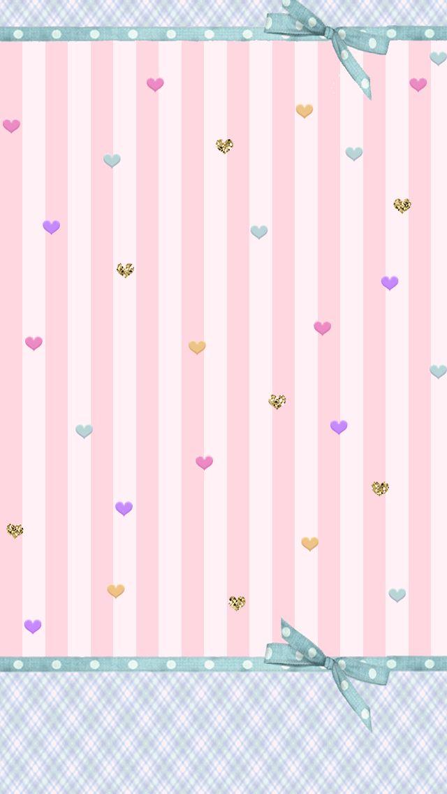LOve Pink~: Girly pink wallpaper(freebie)