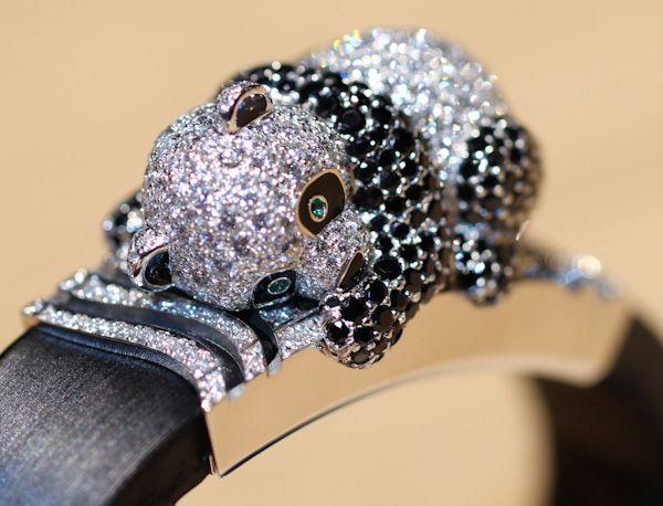 Cartier Secret Panda watch-6