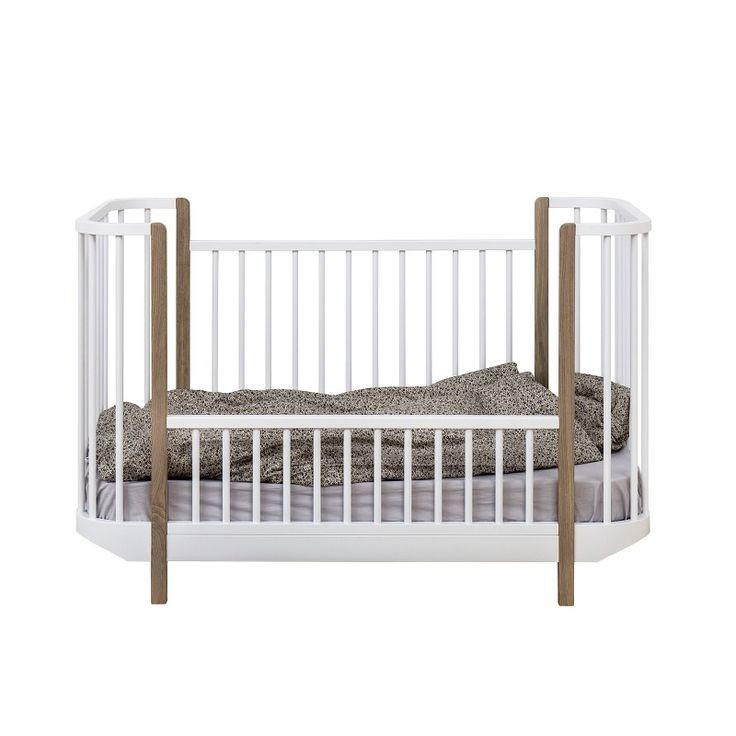 Wood Cot Spjälsäng - Oliver Furniture - Dennys Home