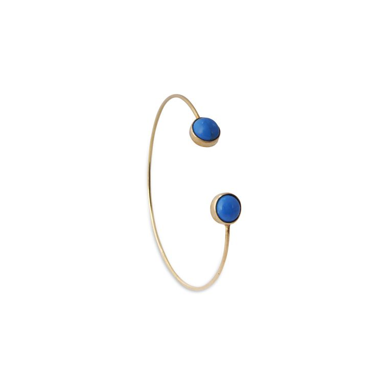 D-Bracelet in Turquoise