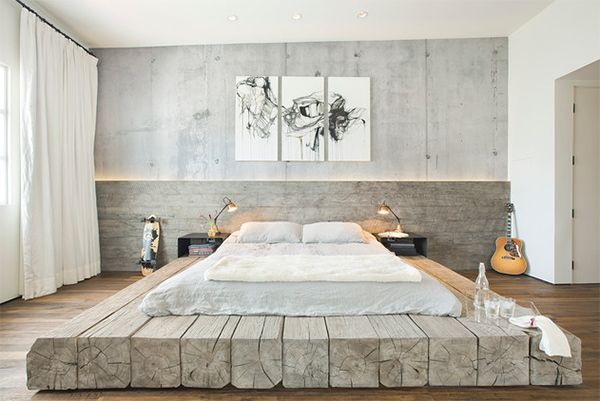 20 Manly Ways to Decorate the Headboard