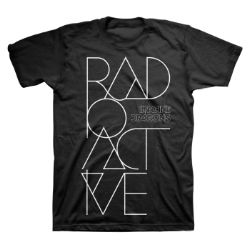 Imagine Dragons Radioactive T-shirt - Official Imagine Dragons Merch - http://www.band-tees.com/store/ID_61355_010!BRVDO/Imagine+Dragons+Radioactive+T-shirt