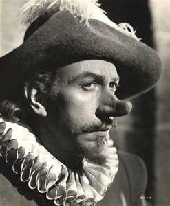 Cyrano De Bergerac... Of course I had to put this one!