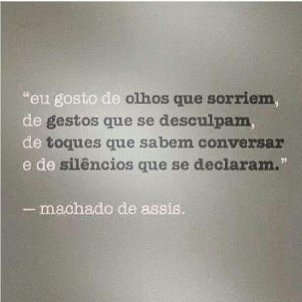 Machado de Assis.