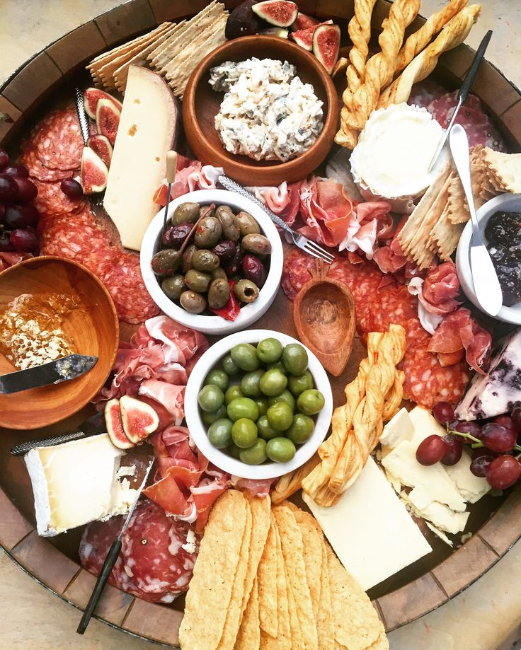 Time to Plan a Party – Making a Killer Charcuterie Plate