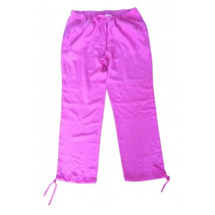 Juicy Couture fuschia silk trousers , new ,never used ! just for 48 euros on mygoodcloset.com