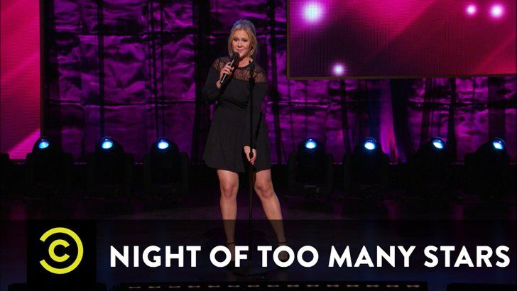 Pin for Later: 10 Important Things to Know About the Up-and-Coming Star Amy Schumer Her Stand-Up Is Just as Hilarious as Her Show