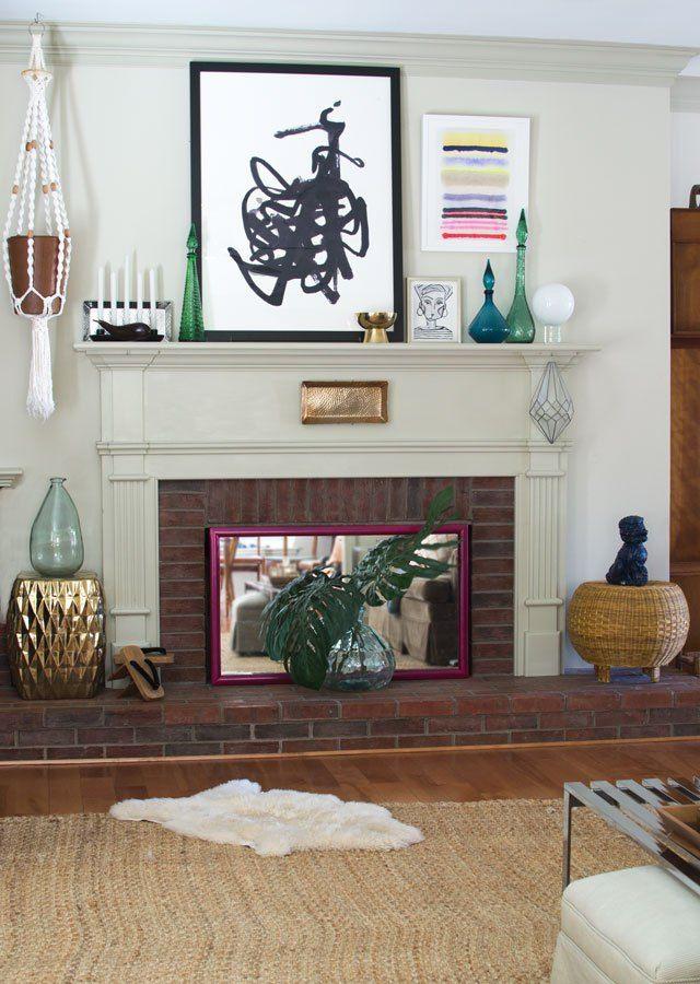 76 best Fireplace- Modern images on Pinterest