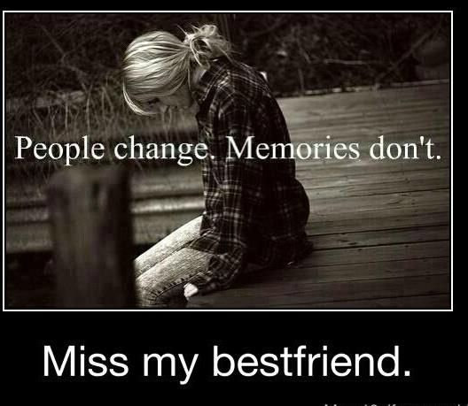 Sad I Miss You Quotes For Friends: Miss My Best Friend Quotes - Google Search