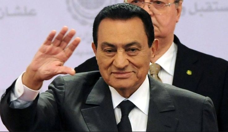 """Derrocado tras la llamada """"primavera árabe"""", el exdictador egipcio Hosni Mubarak está a días de recobrar su libertad."""