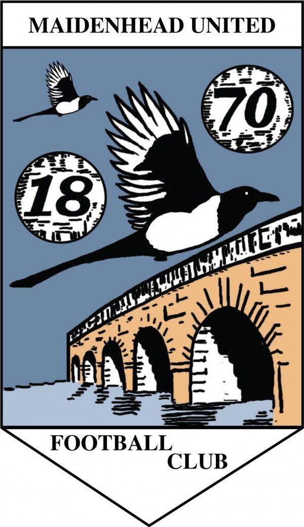 1870, Maidenhead United F.C. (Maidenhead, Berkshire, England) #MaidenheadUnitedFC #UnitedKingdom (L15053)