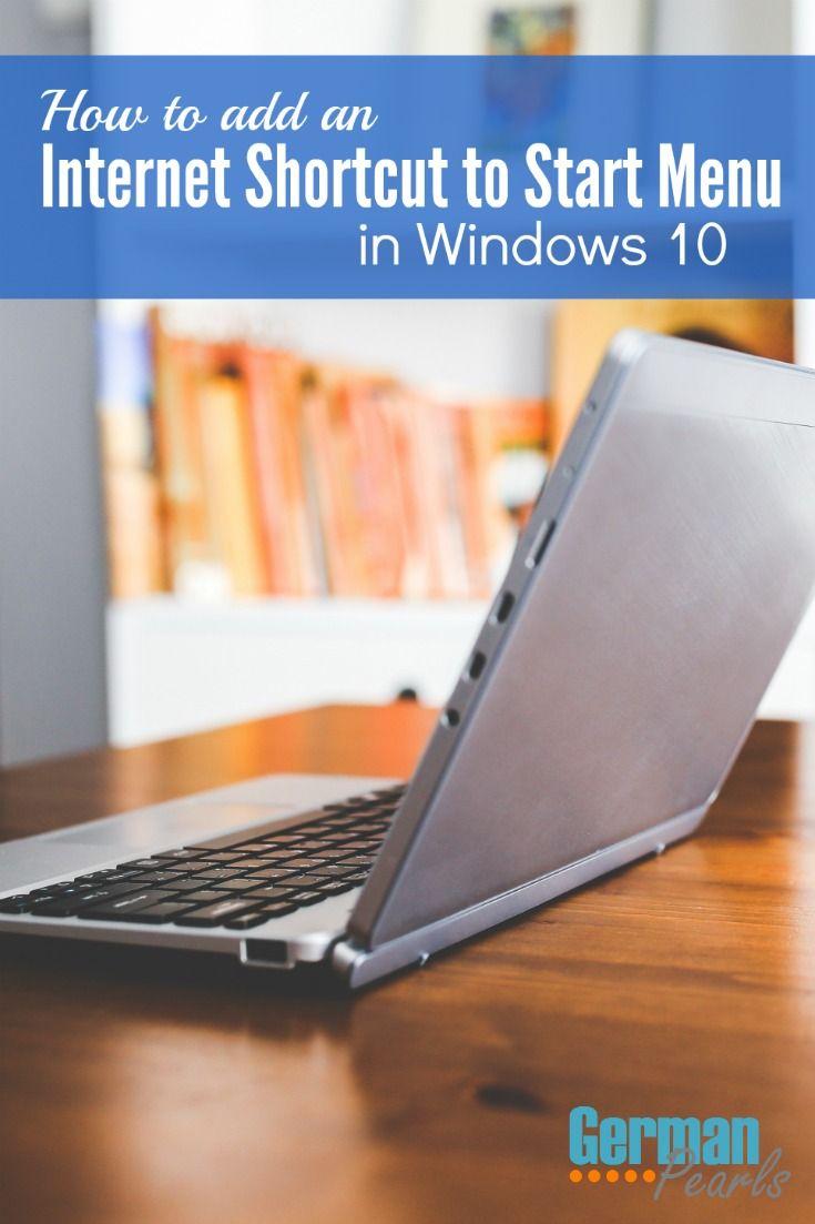 How to Add Shortcut to Windows 10 Start Menu 10