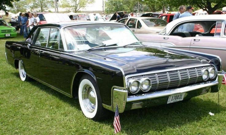 13 best images about lincoln classic cars 1960s on pinterest jfk cars and sedans. Black Bedroom Furniture Sets. Home Design Ideas