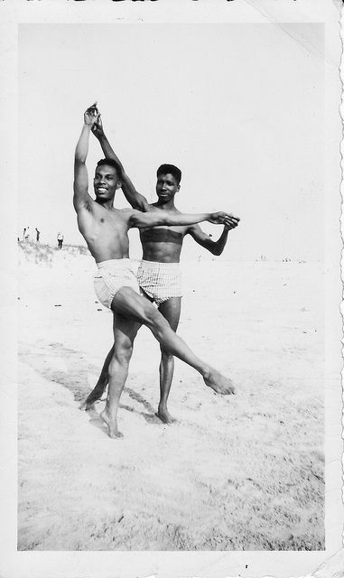 Hidden in the Open: A Photographic Essay of 140-Years of Black Male Couples