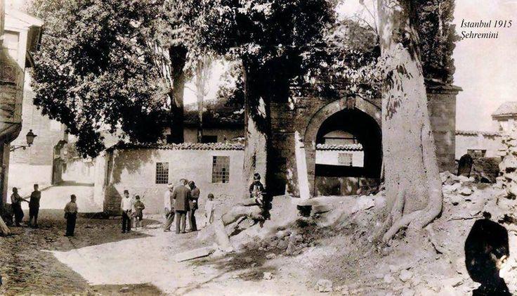 İstanbul 1915 ,Şehremini