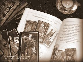 TAROT BOOK: 666 WISDOMS IN TAROT CARDS * Old adages, aphorisms in the Devil's Bible * Tarot school in three languages, esotericism and language learnings: https://plus.google.com/u/0/photos/112471620701375197498/albums/6083822401497792545/6090500473317080834?pid=6090500473317080834&oid=112471620701375197498
