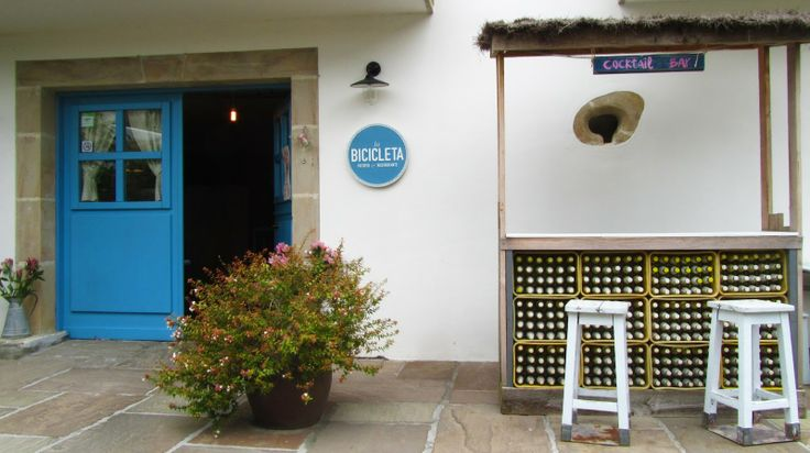 Restaurante La Bicicleta, Hoznayo, Cantabria. A 20 minutos de Santander