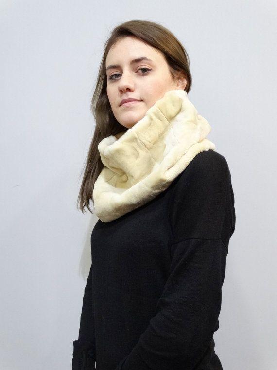 Sheared Fur CollarReal Fur CollarReal Mink by FilimegasFurs