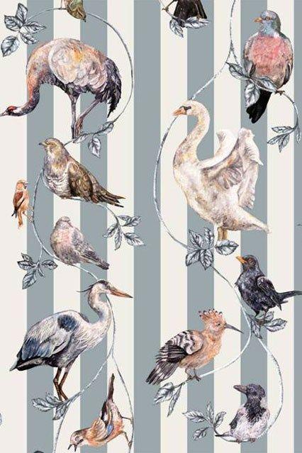 House of Hackney Flights Of Fancy - Wallpaper Ideas & Designs - Living Rooms & Bedrooms (houseandgarden.co.uk)