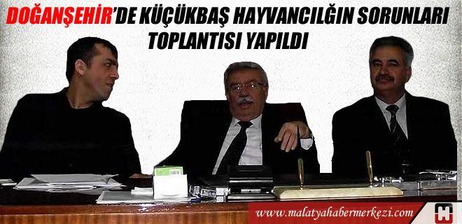 Doğanşehir Haber küçükbaş hayvancılığın sorunlar güncel malatya haberi için www.malatyahabermerkezi.com