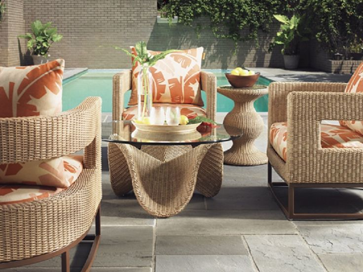 Greenfront Rattan Cocktail Table Furniture Glass Top ~ http://lanewstalk.com/what-you-should-know-before-buying-greenfront-furniture/