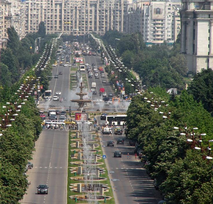 Bucharest, the capital of Romania http://chereshka.net/phototype/photos/bucharest.jpg