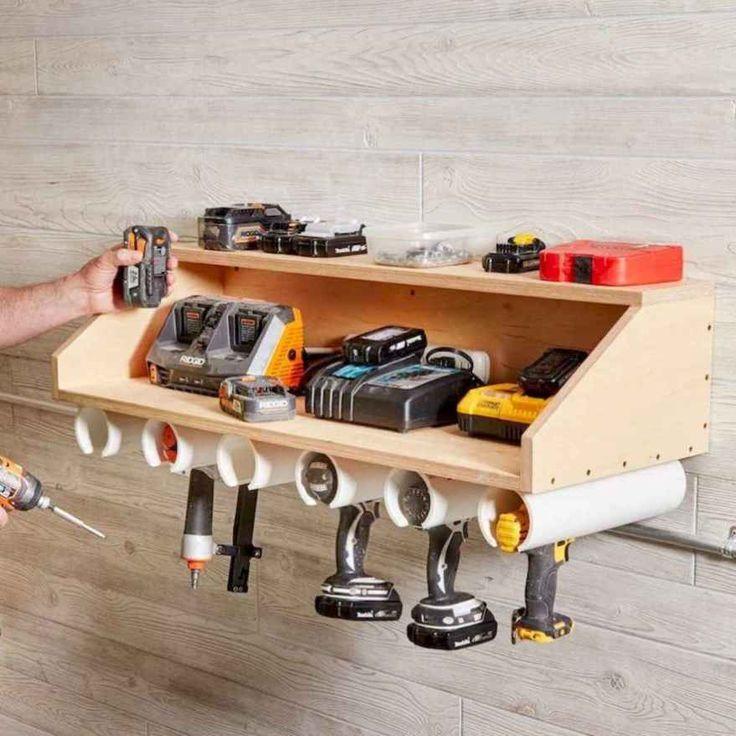21 clever garage organization ideas garage tool storage on clever garage organization ideas id=64844