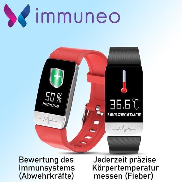 Immuneo T1 In 2020 Schrittzahler Wearables Immunsystem