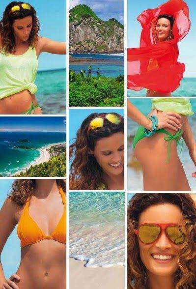 Fashionista Smile: Lancaster: Brazilian Collection - Estate Caliente 2014