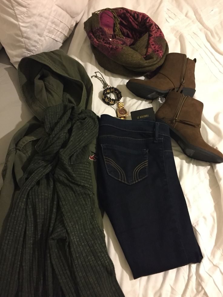 El mejor outfit for fall going to winter.