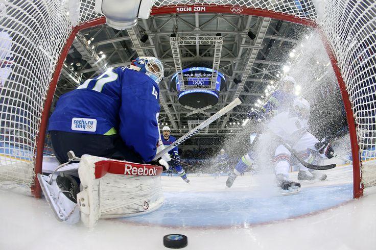Sochi Olympics Ice Hockey Men