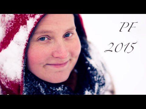 PF 2015 - Žij, co cítíš Mnoho svobodných kroků do nového roku! ♥