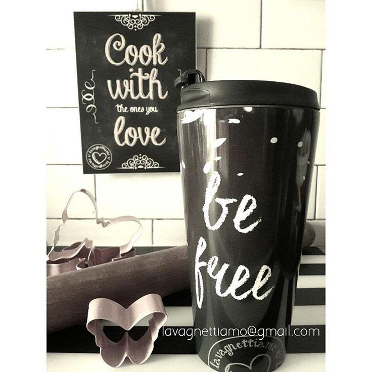 """#cook #cooking #free #travelmug #cookies #cutting #lavagnettiamo #lavagnetta #lavagnettepersonalizzate #lavagnettiamo@gmail.com #solocosebelle #love…"""