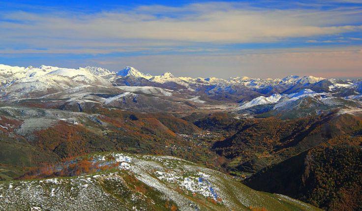 Montañas de laciana