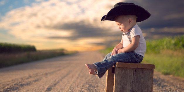 Cowboy inspired boy names