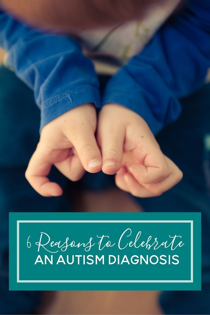 Though I had once said that my daughter's autism diagnosis was one of the worst things I've ever heard; I've also learned to appreciate it. Here are 6 reasons to celebrate an autism diagnosis.