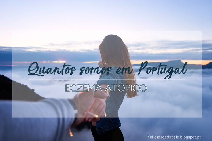 ECZEMA: QUANTOS SOMOS? Saber que não estamos sozinhos é importante quando se sofre de eczema. Afinal quantos somos em Portugal?