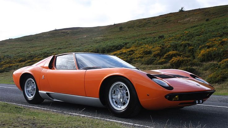A classic car dealer in Cheshire, England says he has the Lamborghini Miura from the movie 'The Italian Job,' a car that was lost for 46 years.