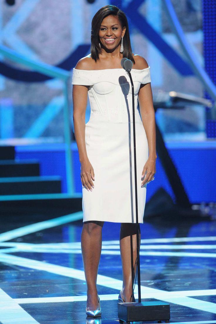 Michelle Obama (U.S.A.)