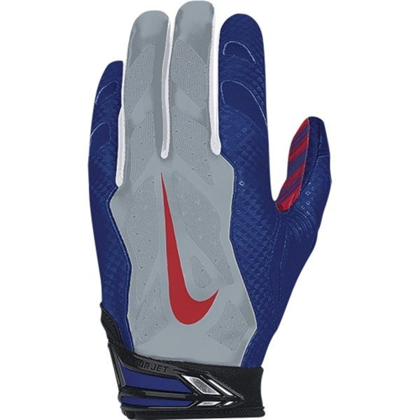 Mens New York Giants Nike NFL Vapor Jet 3.0 Authentic Gloves ... c64040571