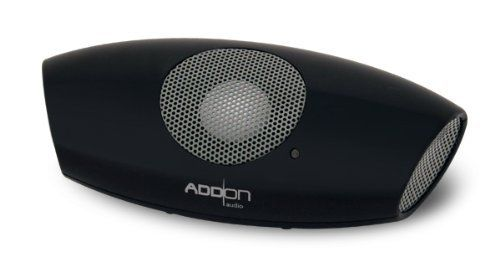 Audio3 SoundYou Micro High Quality Mini Bluetooth Speaker for PC, Mac, iPod, iPhone, MP3, and More (Black) by Audio3. $30.19. The ADDON SoundYou Micro BT by Audio3 gives you 8 hours of high performance playback in a small, sleek package. This 2.1 channel Bluetooth speaker offers Acoustic Wave Ripple technology with a Built-In rechargeable lithium-ion battery for the most convenient, quality sound for your mobile device. Supports wireless Bluetooth v2.1+EDR and a 3.5 jac...