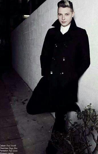 John Newman-so cool!
