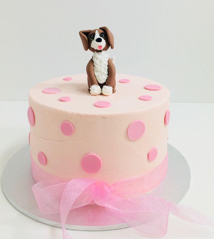Polka dot puppy