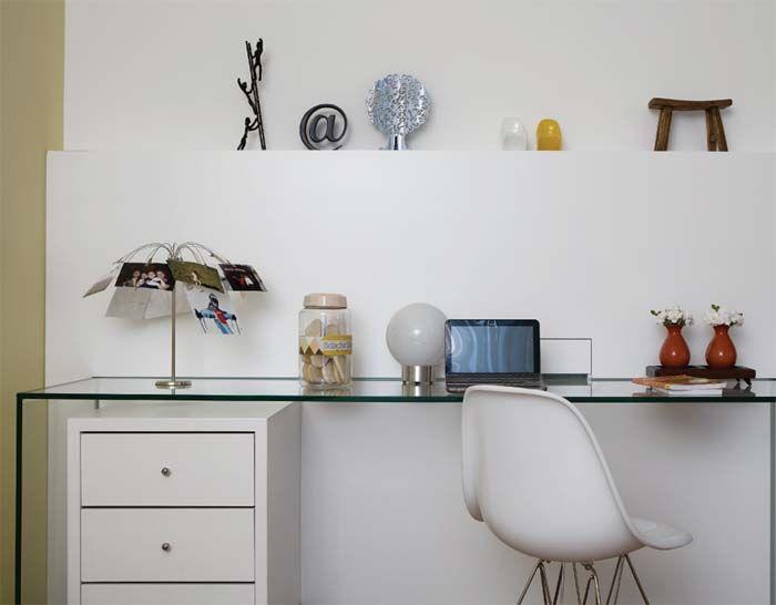 25+ melhores ideias sobre Escrivaninha De Vidro no ~ Janela De Vidro Como Fica Melhor Em Um Quarto Pequeno Feminino