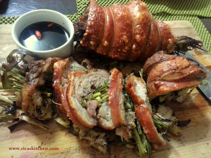 how to make lechon crispy