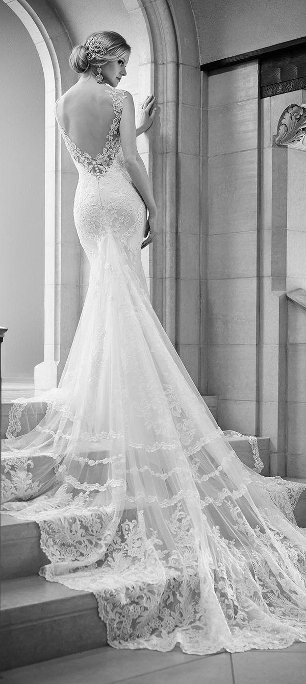 martina liana fall 2015 lace wedding dress with open back