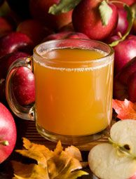 Crock Pot Mulled Cider: This warm, spicy drink is easy to make in your ...