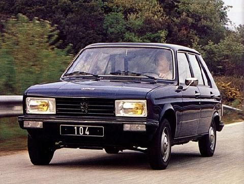 46 best peugeot 104 images on pinterest | peugeot, talbots and french